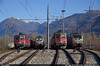 Swiss side... (Marco Stellini) Tags: bls cargo sbb international domoii domo 2 siemens vectron 475 re 420 simplon