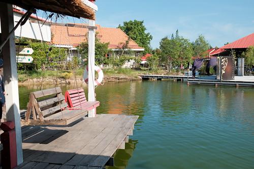 Hua Hin Sam Phan Nam floating market