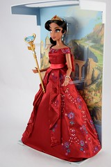 2017 Elena of Avalor Limited Edition 17 Inch Doll - Disney Store Purchase - Deboxing - Covers Off - Full Right Front View (drj1828) Tags: disneystore elenaofavalor limitededition doll 17inch us purchase deboxing