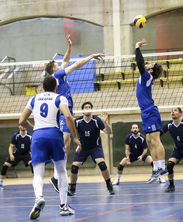 Volleyball - Montreal Carabins vs Celtique