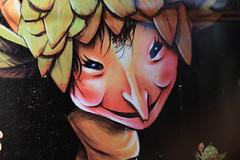 troll (bulbocode909) Tags: troll dessins affiches jaune rouge visages valais suisse