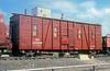 BN 950606 (Chuck Zeiler) Tags: bn 950606 railroad mow train kansascity boxcar box car freight chuckzeiler chz