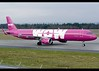 A321-211/SL | WOW air | TF-MOM | FRA (Christian Junker | Photography) Tags: nikon nikkor d800 d800e dslr 70200mm aero plane aircraft airbus a321211sl a321200sl a321sl a321200 a321 a32b wowair ww wow ww760 wow760 wowair760 tfmom freyjanordicgoddessoflove narrowbody sharklet lowcostcarrier lcc arrival taxiing airline airport aviation planespotting 6210 frankfurtinternationalairport rheinmain rheinmaininternationalairport fra eddf fraport frankfurt frankfurtmain hessen hesse germany europe spotterpointnorth diedüne thedune christianjunker flickraward flickrtravelaward worldtrekker superflickers zensational