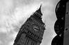 Big Ben (Atreides59) Tags: london londres big ben bigben ciel sky nuages clouds urban urbain street noir blanc noiretblanc nb black white bw blackandwhite pentax k30 k 30 pentaxart atreides atreides59 cedriclafrance