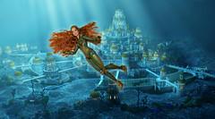I am Mera, wife of Orin, King of the Seven Seas. The one you call Arthur Curry. (Pablo Pacheco 85) Tags: queen queenofatlantis mera amberheard aquaman dcextendeduniverse dccomics dcmovies justiceleague atlantis