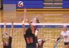 IMG_7689 (SJH Foto) Tags: girls volleyball high school garnet valley hempfield hs team net battle spike block action shot jump midair burst mode