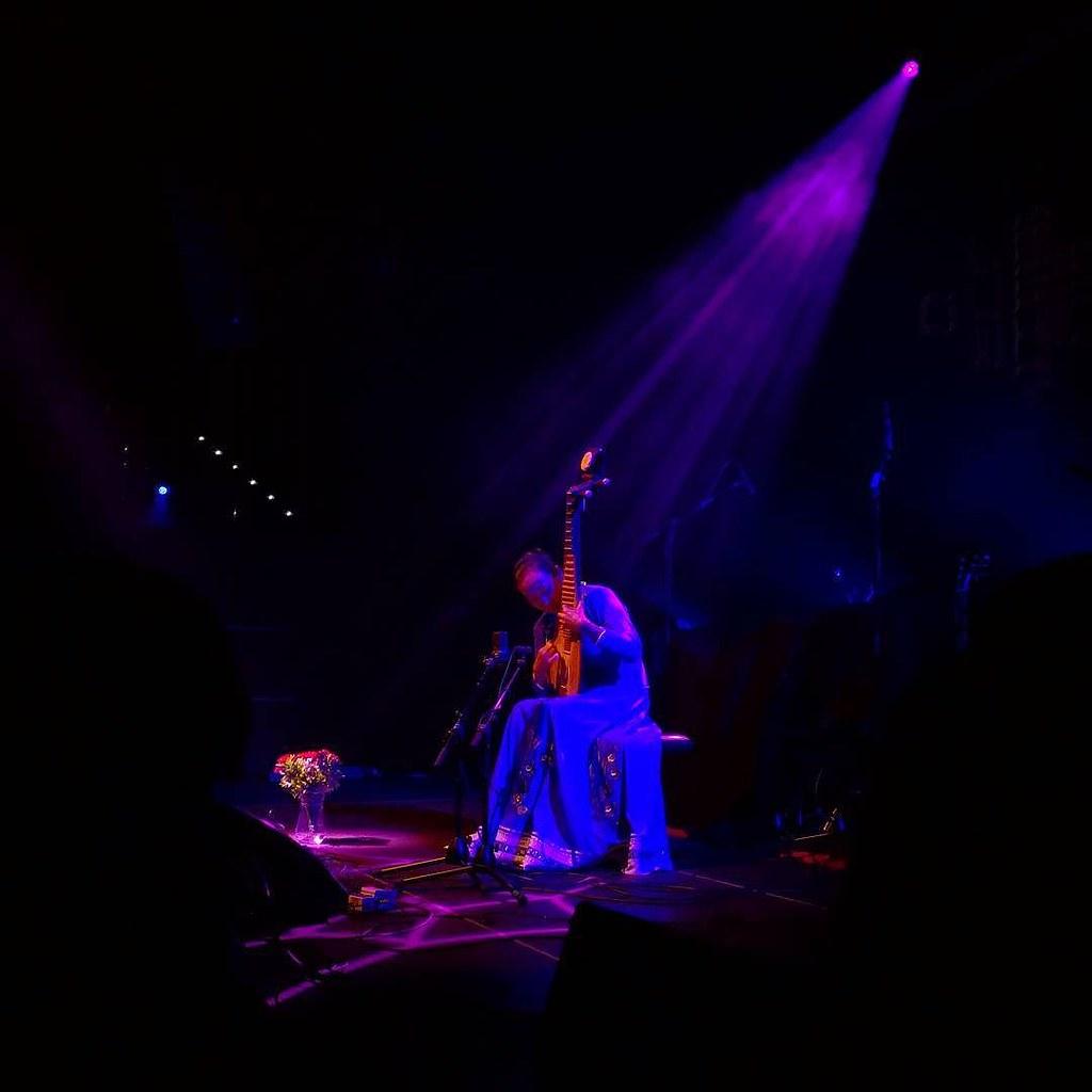 Liu Fang #leguesswho #concert nr. 1
