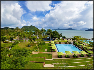 Langkawi - Westin Resort swimming pool