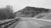 On The Road Again, MN. 5 (X70) (Mega-Magpie) Tags: fujifilm fuji x70 on the road again minnesota mn midwest bw black white mono monochrome outdoors street nature hill trees winona