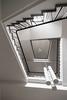 Hängepartie (michael_hamburg69) Tags: hannover germany deutschland lowersaxony niedersachsen photowalkmitkatrin stairs treppe lampe lamp treppenauge