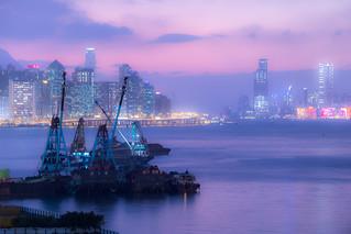 Nikon D5 AFs 70-20 f/2.8 Hong Kong