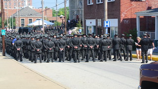Trooper Michael Stewart Funeral Misc