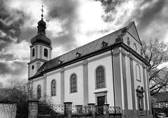 Grossauheim Jakobuskirche (wernerfunk) Tags: church hessen