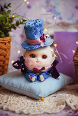 Humpty_Dumpty_01 (Muffin_elfa) Tags: bjd doll soom humpty dumpty new year cute tiny
