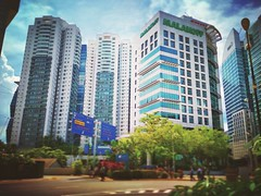 Menara Suruhanjaya Syarikat Malaysia (SSM) - No 7, Jalan Stesen Sentral 5, Kuala Lumpur Sentral - http://4sq.com/dkEuHW #travel #holiday #building #Asia #Malaysia #KualaLumpur #旅行 #度假 #亚洲 #马来西亚 #吉隆坡 #travelMalaysia #holidayMalaysia #马来西亚度假 #马来西亚旅行 #自游马来西亚