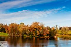 Stowe_DSC8033 (Nick Woods Photography) Tags: landscape autumn autumncolours autumnleaves autumntrees autumnlandscape water waterscape waterreflections waterscene reflections reflectionsinwater treereflections stowe nt nationaltrust
