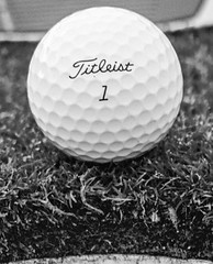 Macro Monday (peterbaird100) Tags: golfball golf gamesandgamepieces macromonday
