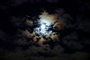 moonlight (mariola aga) Tags: night sky clouds moon light moonlight stars glow naturethroughthelens