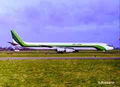 AER TURAS DC-8 EI-CGO (Adrian.Kissane) Tags: aerturas cargo dublin dc8 eicgo 45924