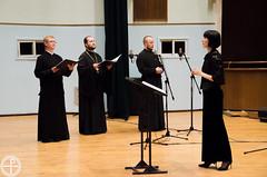 Концерт в честь памяти композитора Петра Чеснокова