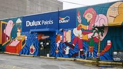 Back of 2630 Main Street (Mariko Ishikawa) Tags: canada britishcolumbia vancouver mountpleasant mural art streetart publicart