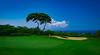 Wailea Green (tryggphoto) Tags: hawaii golf maui molokini wailea clouds
