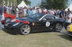 _DSC0146 (John McCulloch Fast Cars) Tags: ferrari 599 chris evans black