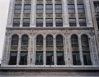 Los Angeles California  -  Wurlitzer Building - 818 S. Broadway ~ Theatre District
