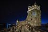 Torre de Belém (Txeny4) Tags: torre de belém portugal lisboa nocturna noche estrellas olympus omd10mkii largaexposicion livecomposite 1240 txeny4