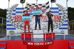 20171119CC6_Podium-152 (Azuma303) Tags: ccbync30 2017 20171119 cc6 challengecupround6 newtokyocircuit ntc podium チャレンジカップ チャレンジカップ第6戦 表彰式