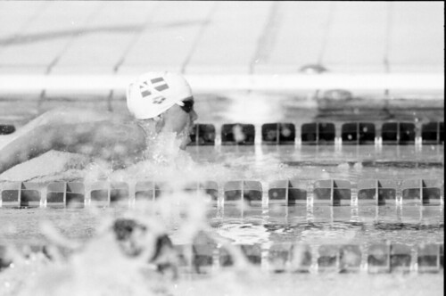 405 Swimming EM 1991 Athens