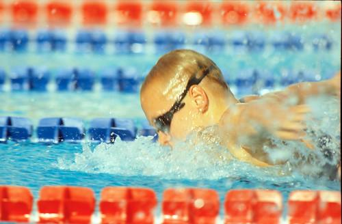 563 Swimming EM 1991 Athens