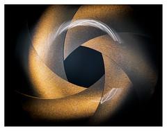 Russian eye (leo.roos) Tags: cameras lenses gear iris diaphragm diafragma jupiter36b25035 volna95028macro russianlenses sovietglass tijdopname longexposure darosa leoroos