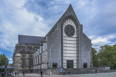 LILLE. CATHEDRALE_BCO7624 (bercast) Tags: 2015franceseptembrenord cathedrale cathedraledelatreille church lieuxdeculte lille nordpasdecalais nordpasdecalaispicardie france fr bercast eu