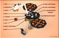 2-Insight-lander (whatsuptoday42) Tags: lego legoideas launch buildandplay afol design ideas originaldesign original lander moc nasa nasabasedproject nasamission nasaspacemissions insight creation group probe build picture space spaceexplorations mars photo missionexploration nasainsightmarslander