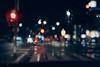 Night lights (No_Mosquito) Tags: canon powershot g7xmarkii city urban rain vienna lights wet
