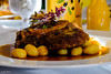 Italian food in Greece (georgechamoun1984) Tags: rhodes greece ρόδοσ ελλάδα rodos ελλάσ mitsisgrandhotel ossobuco restaurant meal dinner food hellas rhodescity rhodos