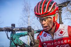 Cristel Ferrier Bruneau (G. Warrink) Tags: cyclocross cx telenetucicxwc worldcup wereldbeker veldrijden cycling mud race sport womenscycling womenofcycling zeven germany