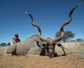 Namibia Hunting Safari 74