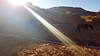 Sunbeams and wild horses (gorbould) Tags: 2017 monumentvalley navajotribalpark s6 usa utah america arizona butte buttes dusk evening horses phonepic samsung southwest sunset wild wildhorses kayenta unitedstates us
