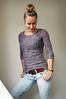 Nogat (L♥valizious) Tags: knit knitting handmade knitted sweater letesknits yarn handdyed fiber merino