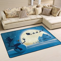 Merry Christmas Rug Pad (mywowstuff) Tags: gifts gadgets cool family friends funny shopping men women kids home