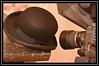 "THE MAKING OF ""Bows & Bowlers..."" -- MACRO MONDAYS - 4.12.17 - ""Bows & Buttons"" (NikonShutterBug1) Tags: macro closeup nikond7100 macromondays spe smartphotoeditor tokina100mm bowlerhat bow"