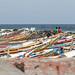 Amongst the Boats, Dakar