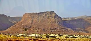 Masada National Park, Judaean Desert, Israel