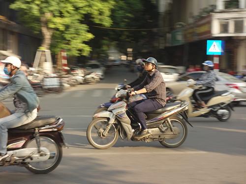 Le moyen de transport le plus courant ici 2