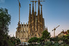 Sagrada Familia (RichardxS) Tags: 2017 antonigaudi autumn barcelona basilica catalonia catholicchurch expiatorychurch nativityfaçade october sagradafamilia spain catalunya es tse24mmf35liitiltshift