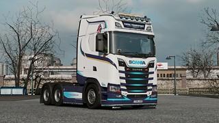 Scania S730 V8