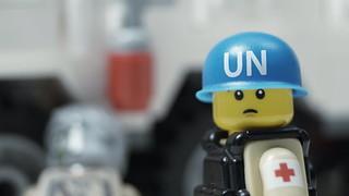 Lego UN Medic