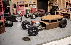 RatRod#4 (Strangely Different) Tags: rceveryday rcengineering rcratrod ratrod kustom scratchbuild tinytrucks hobby scalemodel scalelife scaler scalerc rc4wd tamiya axial hpi redcat chopped channeled rust patina retro